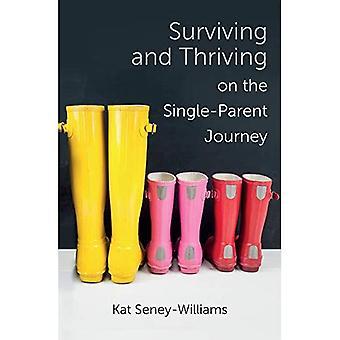 Sobrevivir y prosperar en el viaje de un solo padre