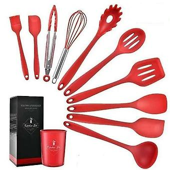 Silicone Kitchenware Non-stick Cookware Cooking Tool Spoon
