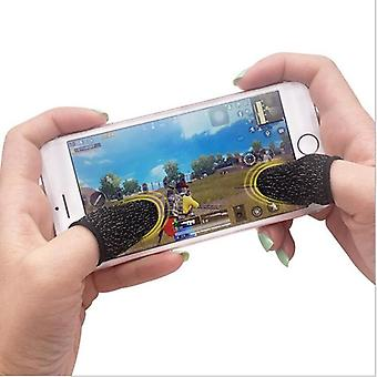 Atmungsaktiv, Touchscreen Game Controller Sweatproof Fingerhandschuhe für Mobile