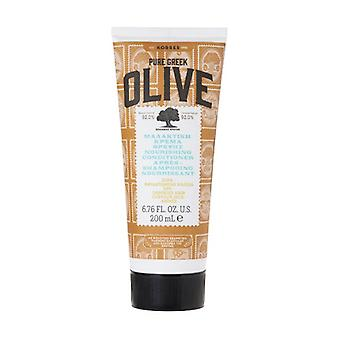 Oliivi - Ravitseva hoitoaine Ei mitään
