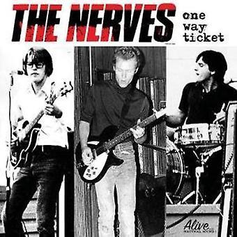 Zenuwen - One Way Ticket [Vinyl] USA importeren