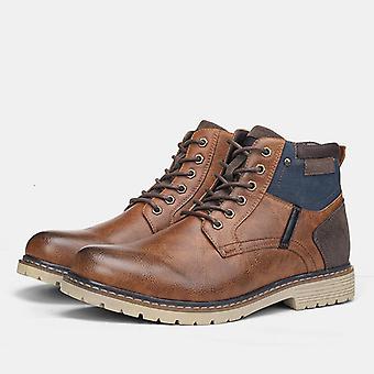 Comfortabele hoogwaardige mode vintage sneeuw /winter warmste laarzen