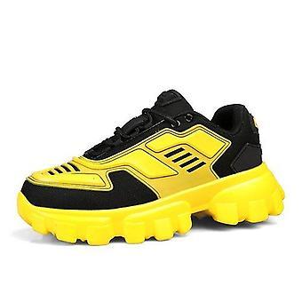 Men & apos;s Fashion Sneakers Style Lätt Ventilerande Casual Skor