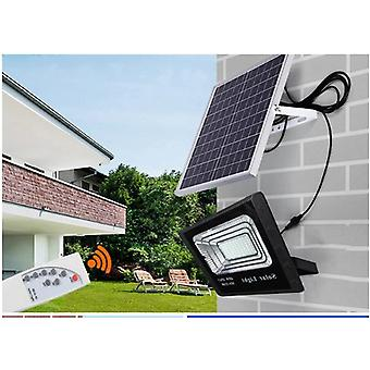 Abs Plastic Waterproof Solar Led Flood Outdoor Light