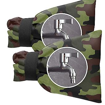 Outdoor Faucet Covers For Winter, Cover For Outdoor Garden Hose Tap, 2 Pack