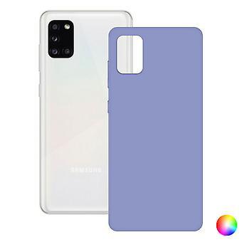 غطاء جوال Galaxy A31 KSIX Silk