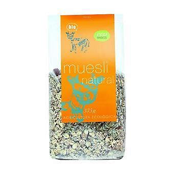Organic natural muesli 375 g