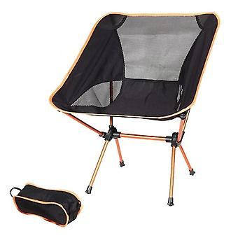 Outdoor Oxford Cloth Portable Folding Camping Chair Seat