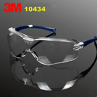 Anti-wind, Anti Sand, Anti Fog, Anti Dust Resistant Transparent Safety Goggle