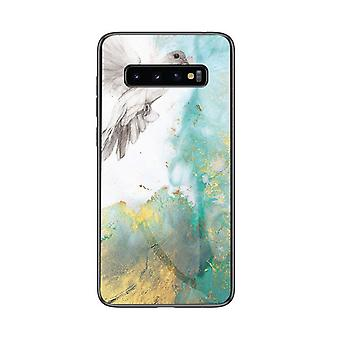 Marble Style TPU Case voor Samsung Galaxy S10 + / S10 Plus / S10 Plus