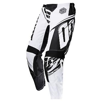 Shot Devo Fast White Kids MX Pants