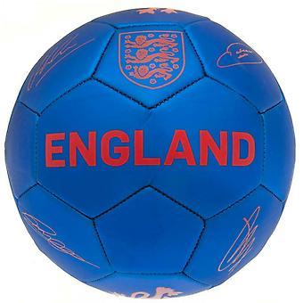 England FA Phantom Signatur Fotboll