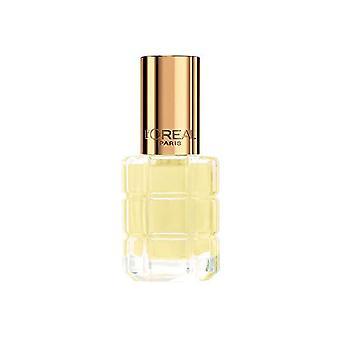 L'Oréal Paris Nail Polish Colour Riche Oil-infused Colour, 07 Jaune Citron, 11,7 millilitres