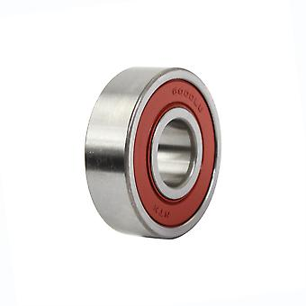 NTN Double Rubber Sealed Bearing - 6000DDU - Mini Moto Type