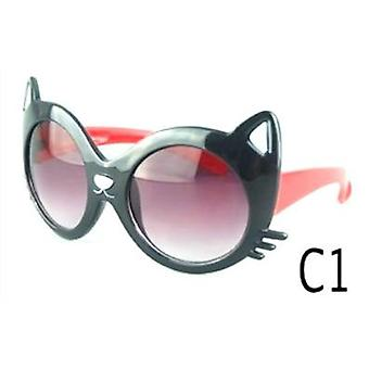 Cat Shape Cartoon Sunglasses