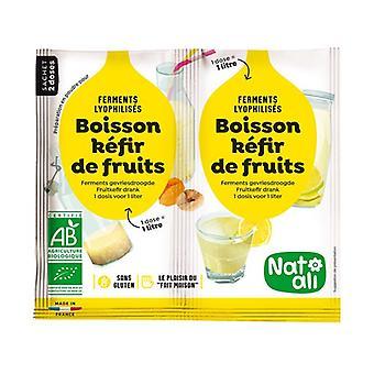 Ferment for fruit kefir drink 2 packets