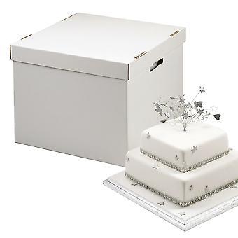 """Caja de pasteles apiladas - 14""""/16"""" (355mm/406mm)"""
