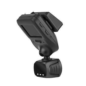 Mini műszerfal cam 1.5inch képernyő autó dvr kamera objektívvel forgatni 330 fok