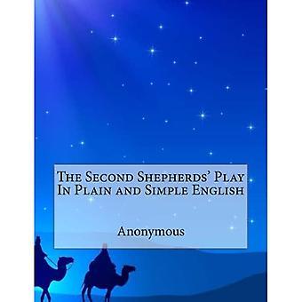 The Second Shepherds' Pelaa selkokielellä ja yksinkertaisella englannilla