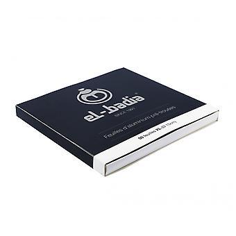 50 alumiinia Xl Reikä 15cm