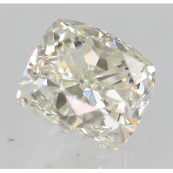 Sertifioitu 0,57 karat G VVS2 tyyny paranneltu luonnollinen löysä timantti 4.83x4.31mm