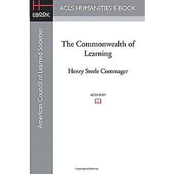 The Commonwealth of Learning by Henry Steele Commager - 9781628200706