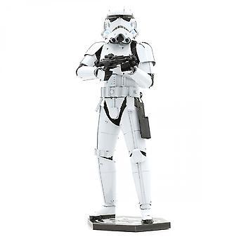 מלחמת הכוכבים Stormtrooper אופי פרימיום 3D מתכת כדור הארץ דגם קיט
