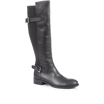 Jones Bootmaker Womens Arya Leather Knee High Boots