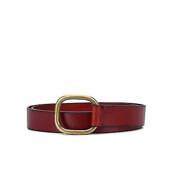 Dsquared2 Bordeaux Leather Lady Belt