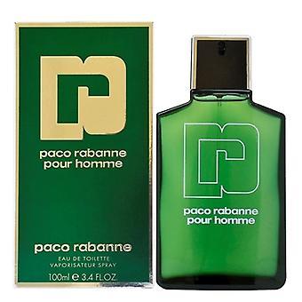 Paco Rabanne pour Homme -Eau de Toilette Spray 100 ml
