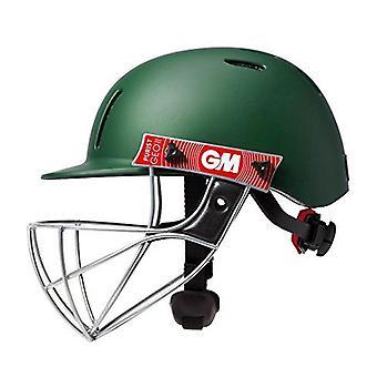 Gunn & Moore GM Cricket Purist Geo II Hjelm Sports Hodebeskyttelse - Grønn