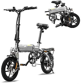 HITWAY Opvouwbare Elektrische Fiets Power Assist Fiets E-Bike 36V 250W 25km/h 14Inch
