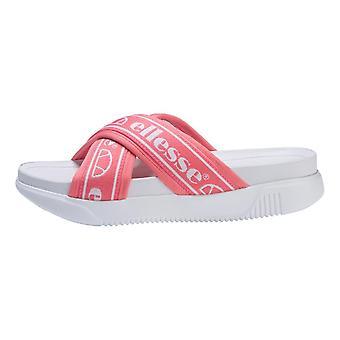 Ellesse Women's Denso Cross Sandals - White / Pink