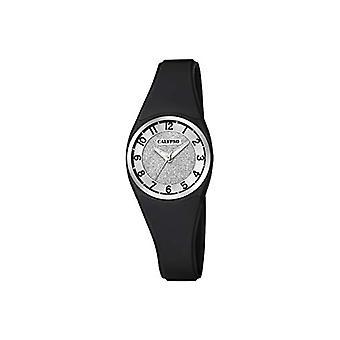 Calypso Watches Analog Watch Quartz Woman with Plastic Strap K5752/6