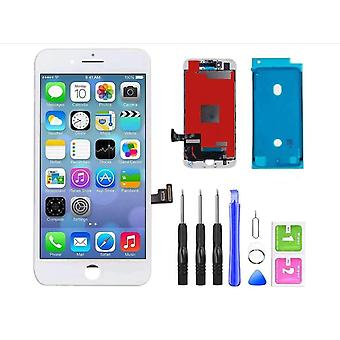 Aaa+++lcd Display For Iphone 5c White