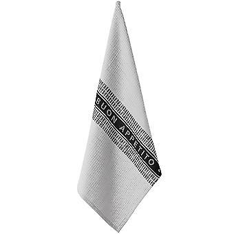 Ladelle Professional Series Jumbo Tea Towel, Grey