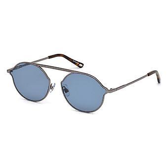 Unisex Solglasögon WEBB GLASÖGON WE0198-08V Blå Silver (ø 57 mm)