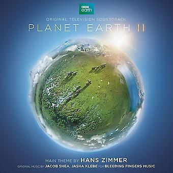 Jacob Shea, Jasha Klebe, Hans Zimmer - Planet Earth 2 Vinyl