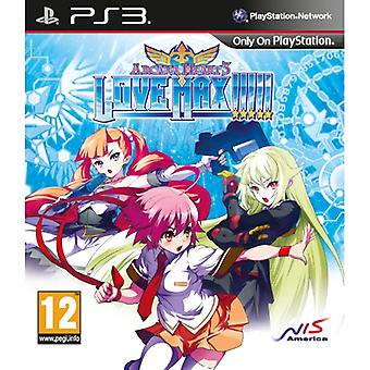 Arcana Heart 3 Love Max!!!!! PS3 Game