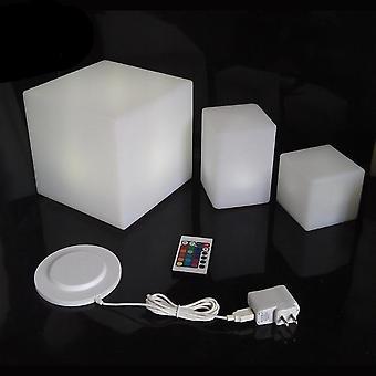 קוביית ריבוע LED אופנה רב-פונקציות