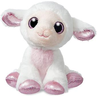 """Aurora World, 60946, Glitter tales, Lily Lamb, 7"""""""