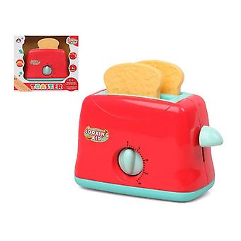 Toaster Cooking Kid Red