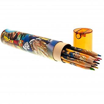 Dragon Ball Z Colouring Pencil Tube