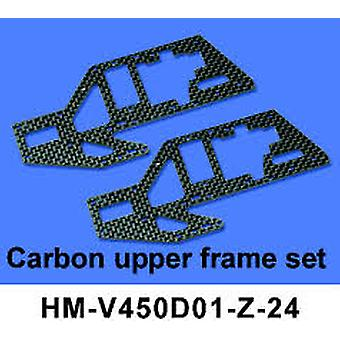 Carbon Upper Frame Set