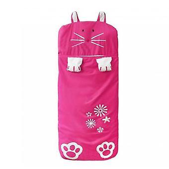 寝袋子供の動物漫画冬暖かい赤ちゃんの寝具かわいい寝具かわいい寝袋はナッパーの子供の贈り物のための超柔らかい毛布を袋