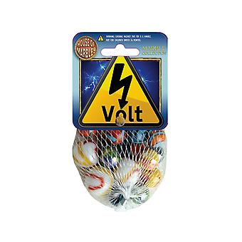 Bright Volt Netted Marble Collection - Cracker Filler Gift
