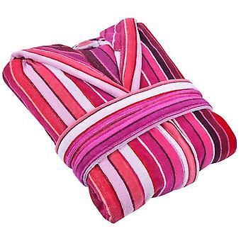 Bown of London Artisan Stripe Luxury Aamutakki - Pinkki