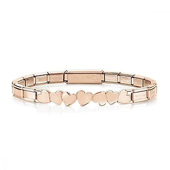 Nomination braccialetto Italia trendsetter cuori 021111_002