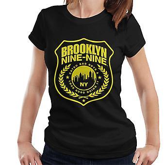 Brooklyn ni-ni merker kvinners T-skjorte