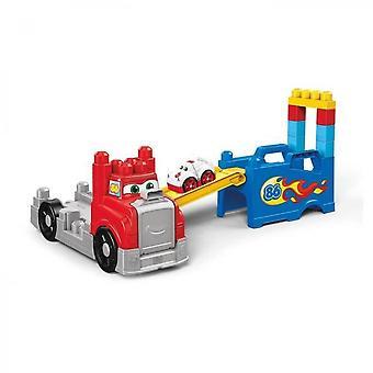 Racing Truck Construction Set
